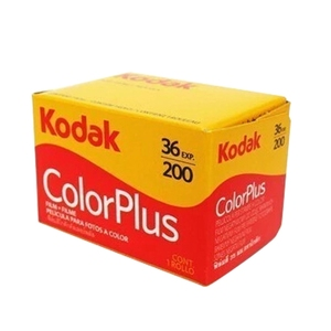Image 4 - 1 Roll Color Plus ISO 200 35mm 135 Format 36EXP Negative Film For LOMO Camera