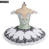 ballet dress Professional Ballet Tutu Blue black Adult Classical ballet tutus Swan lake skirt tutu nutcracker costumes BT9185