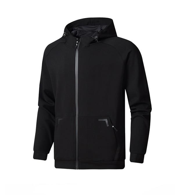 2019 New FA0827 Spring Men Jacket Windbreaker Men's Fashion Jacket Hooded Casual Jackets Male Coat Thin Men's Couple Coat(China)