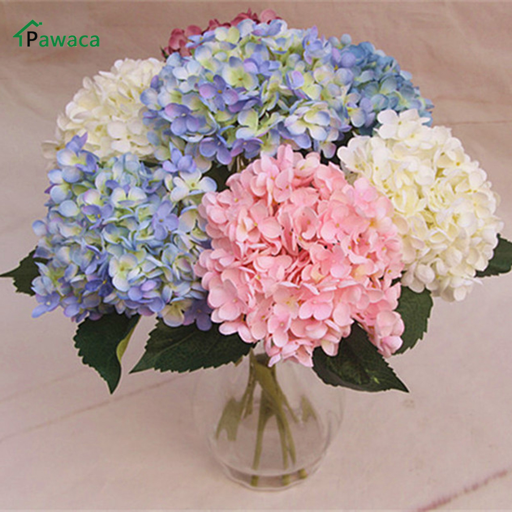 ④Home Decor Party Wedding Artificial Flower Bouquet Real Touch ...
