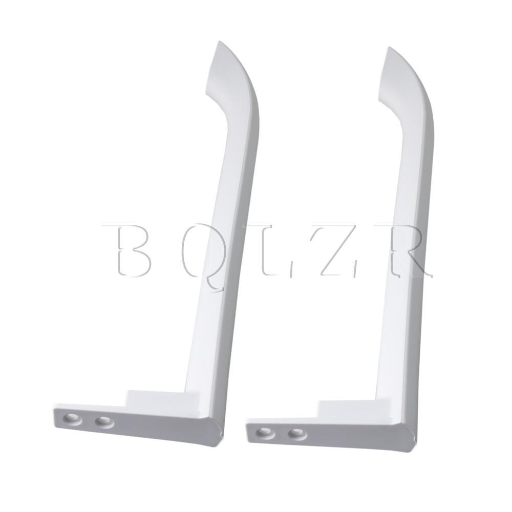 BQLZR 1 Pair Refrigerator Handle Set For Frigidaire 5304486359 5304504507