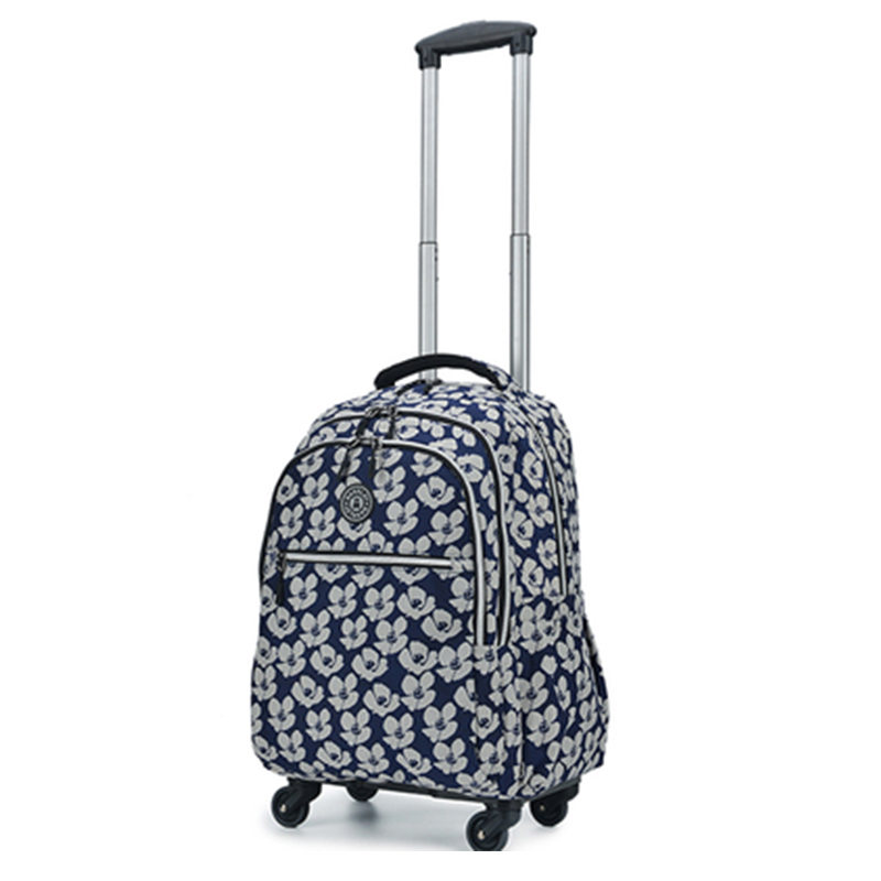 Luggage Bag With Wheels Trolley Handbag Wheeled CABIN APPROVED Large Travel