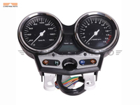 180 km/h Motorcycle Tachometer Speedometer Meter Gauge Moto Speed Mileage meter case for Honda CB400 V TEC NC39 1999 2000 2001
