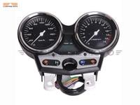 180 km/h Motorcycle Tachometer Speedometer Meter Gauge Moto Speed Mileage meter case for Honda CB400 V TEC NC39 1999 2000 2001