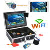 YobangSecurity 9 Inch Monitor Wireless Wifi Underwater Fishing Camera Fish Finder Video Recorder Camera IR LED