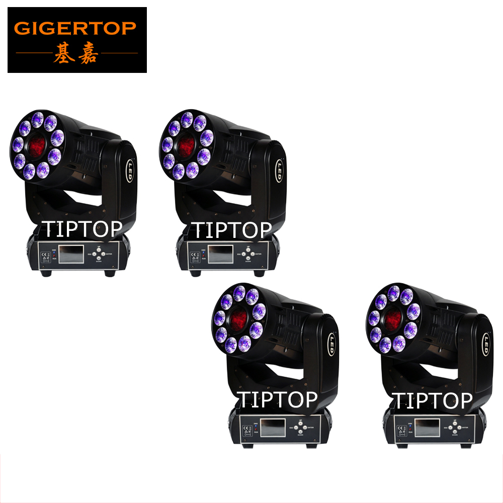 Freeshipping 4 Unit 2016 Hot sale 200W RGBWA UV 6in1 Led Beam Spot Wash 2in1 Moving Head Led Light Best Price EU/US/AU Plug original dx5 printer head made in japan with best price have in stock for sale