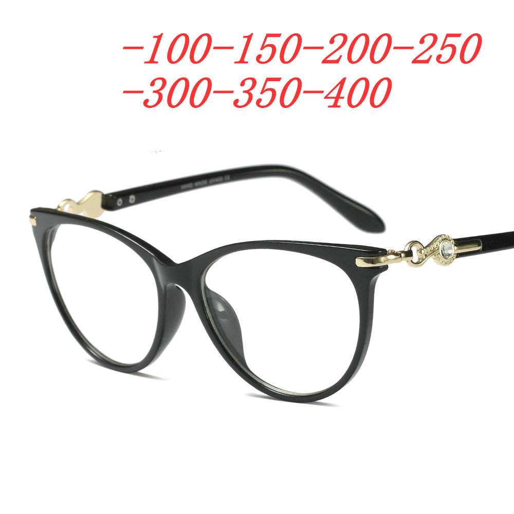 864a1cc400 Detail Feedback Questions about cat Glasses Frame men women Finished Sun  Photochromic Myopia Optical Eyeglass Frames and prescription lenses Myopia  Eyewear ...