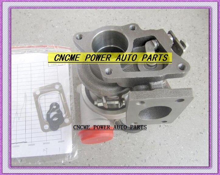 TURBO TD04-12T 49177-03140 49177-03160 Turbocharger For Mitsubishi Pajero L200 Bobcat S250 Skid Steer Loader Kubota V3300-T 3.3L (6)