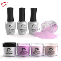 28g Box Clear White Dipping Powder No Lamp Cure Nails Dip Powder French White Color Gel
