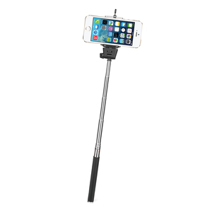 Image 5 - SHOOT Aluminum Alloy Extendable Monopod For Gopro Hero 8 7 6 5 Black Silver Xiaomi Yi 4K Lite SJCAM SJ7 SJ6 H9 Action Cam Stick
