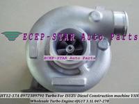 HT12-17A HT12-20 8973186510 897318-6510 Turbo Para Digger 80NX 8060 CTL70 Skid Loader Construção Escavadeira empilhadeira 4JG1 3.1L