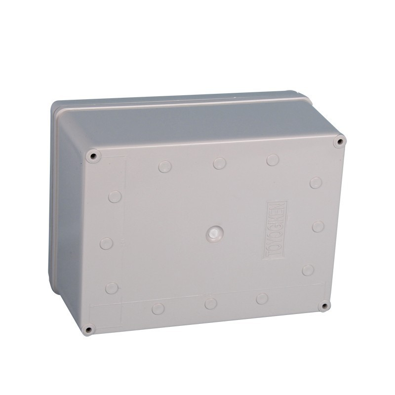 Factory sell waterproof ip66 ABS small plastic box apply for switch or junction or control enlcosure 150 200 100mm in Instrument Parts Accessories from Tools