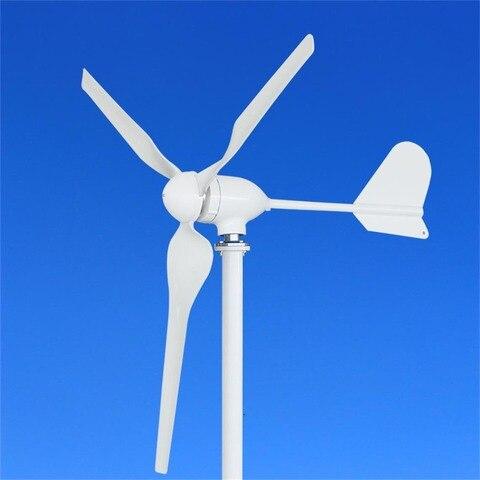 turbina eolica residencial 600 w 48 24 12 v v v kit gerador de energia