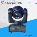 20 шт./лот 10 Вт 4x10 Вт RGBW 4в1 Cree Moving Head Beam LED с отличными праграммами dmx 15/21 DJ