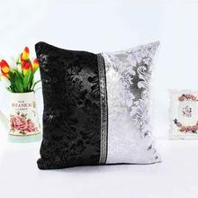 45*45cm blue and white Chinese Porcelain pattern Pillow Cushion bed cushion pillow cover case