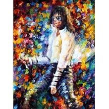 Hand Painted Landscape Abstract MJ Singer Palette Knife Modern Oil Painting Canvas Art Living Room hallway Artwork Fine Art