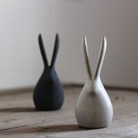 Керамика украшения дома чай питомец кролик маленький Алисы Приключения в стране чудес белый кролик мистер сбор зал Мартовский Заяц