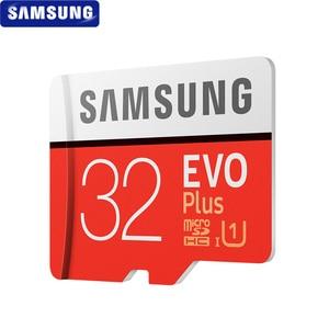 Image 3 - מקורי סמסונג Microsd כרטיס 256G 128GB 64GB 32GB 100 Mb/s Class10 U3 U1 SDXC כיתה EVO + מיקרו SD כרטיס זיכרון כרטיס TF כרטיס פלאש