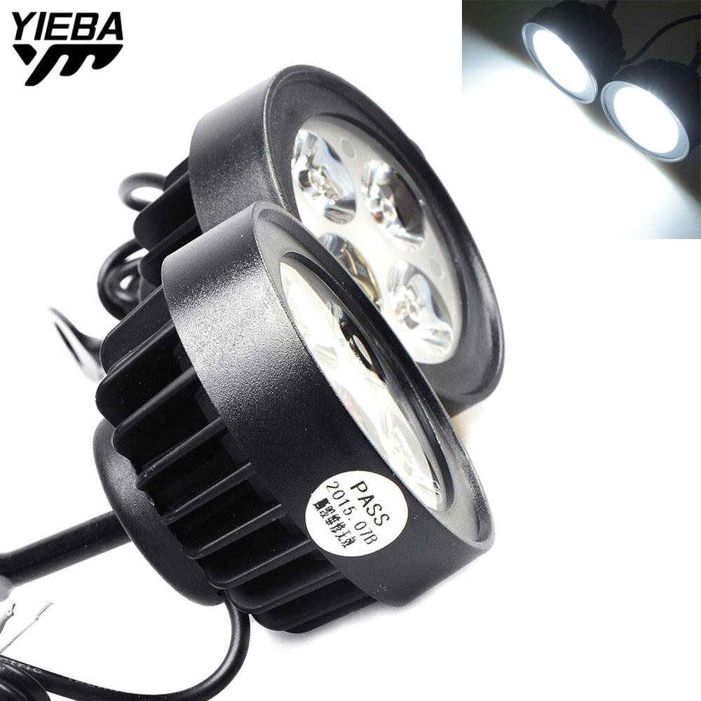 Motorcycle Turn Signal Light Flexible LED Turn Signals Indicators Universal Blinkers Flashers FOR HONDA WR250R/X SEROW225/250