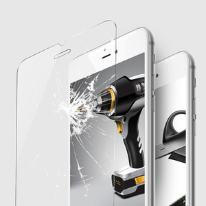 Image 4 - YUETUO 9 H 2.5D ป้องกันกระจกนิรภัยสำหรับ Huawei Honor 8 9 10 7X V9 V10 ดู 10 8 Pro 8 9 Lite ด้านหน้าฟิล์ม