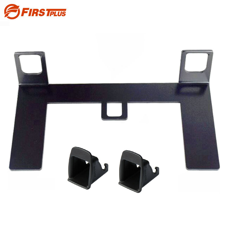 Universal Child Safety Seat Latch ISOFIX Seat Belt Interfaces Guide Retainer Bracket For Peugeot Honda For