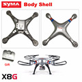 Original SYMA X8G RC drone Quadcopter parts Main Body Shell Cover For syma X8 X8C X8W X8G Parts Accessories