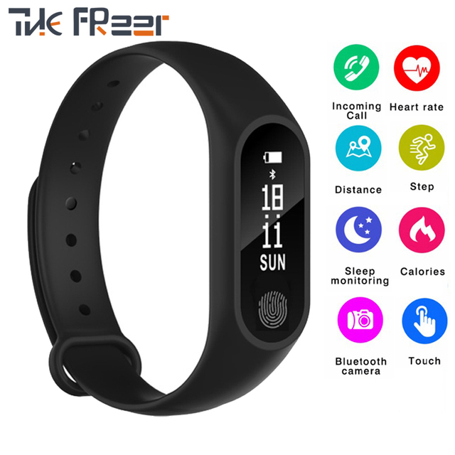 M2 smart watches sport Multi-language Step count Calorie IP67 waterproof Sports