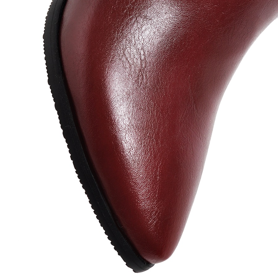 2016 new sale European size to 36 37 38 39 40 41 42 43 pointed toe ...