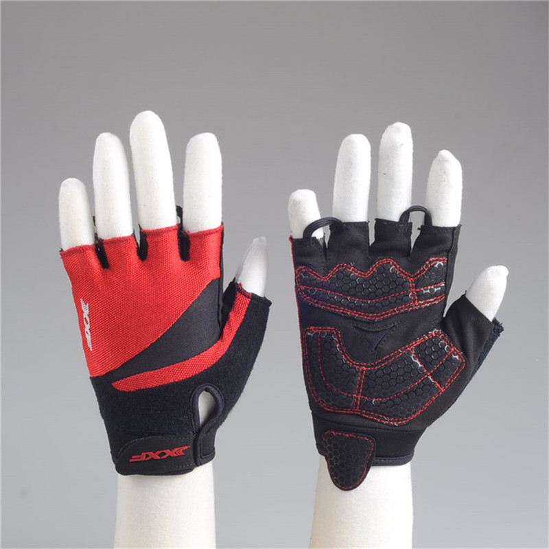 XXF Cycling Gloves Men s Washable Half Finger Riding Gloves Bike Sport Racing Bicycle Glove Ciclismo