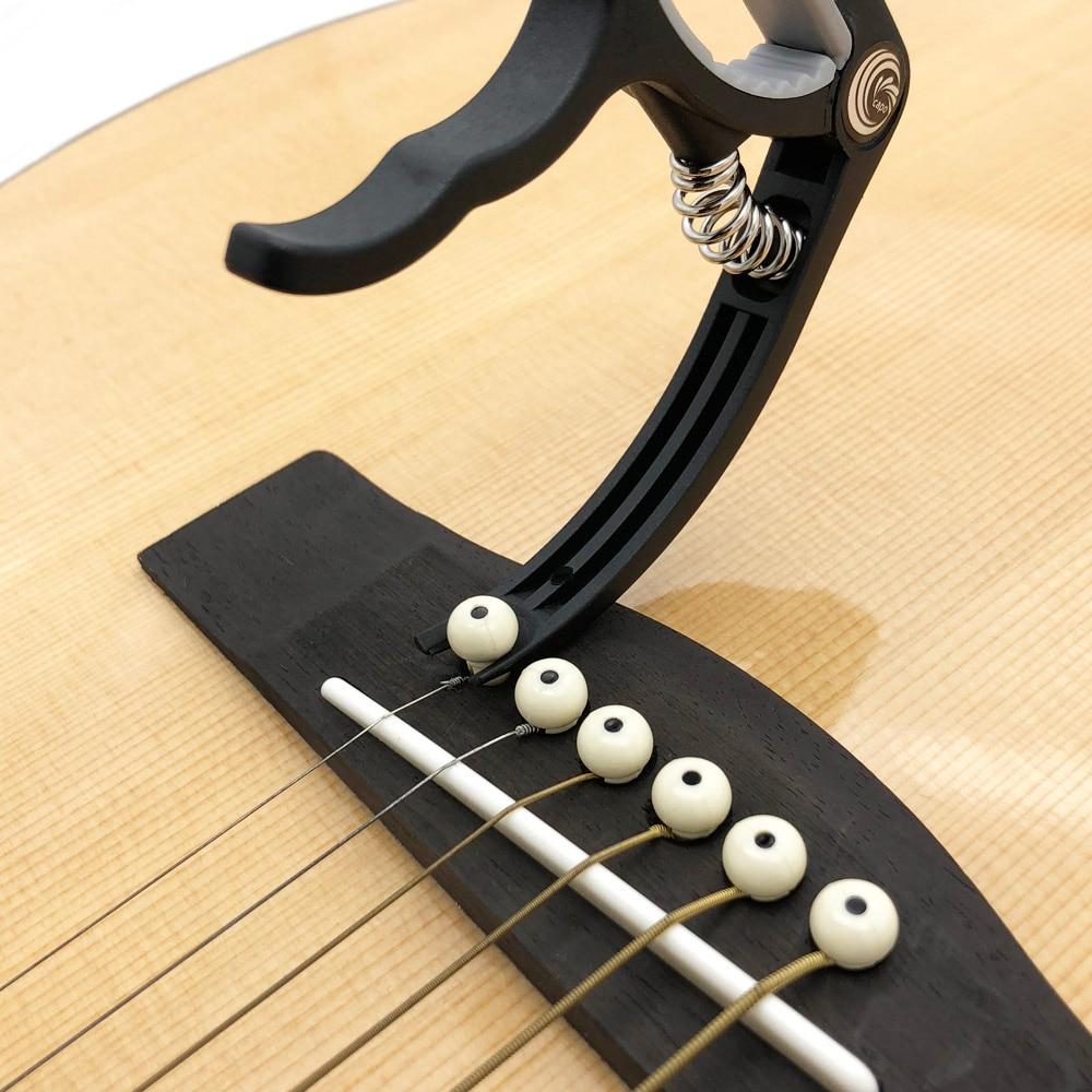 Պլաստիկ կիթառի կապո + 10 ընտրության - Երաժշտական գործիքներ - Լուսանկար 5