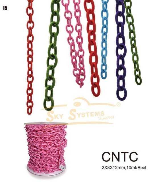 DIRCO DETC 2*8*12mm 10 mt/rolle Schmuck Nylon Armband Halsketten-schnur Hot fashion High qualität Neue ankunft Großhandel Einzelhandel