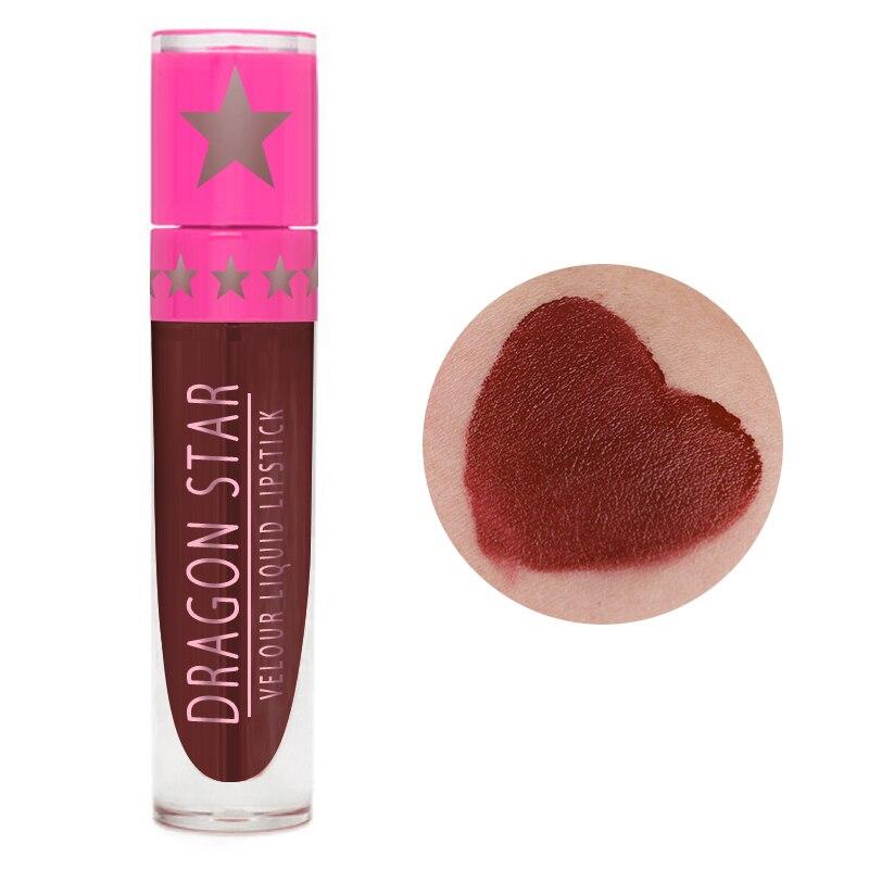 Жидкая металлическая губная помада, водостойкая, блестящая, сексуальная, красная, синяя, для губ, оттенок, блеск для губ, Обнаженная, долговечная, антипригарная чашка, блеск для губ TSLM1 - Цвет: 07