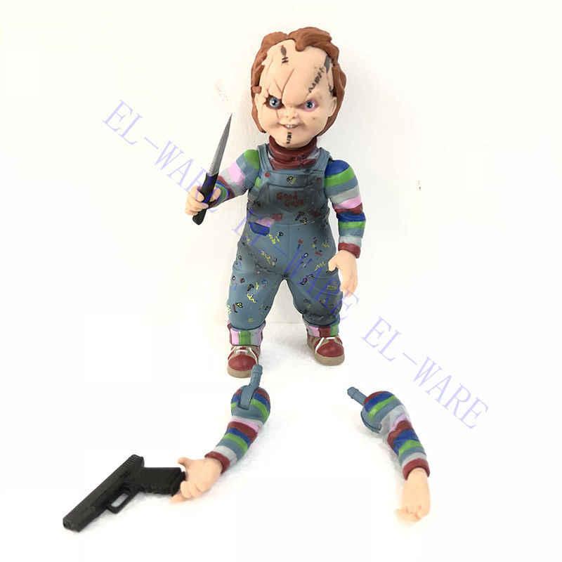 "Mezco Toyz Bride of Chucky  pvc Figure 5/"""