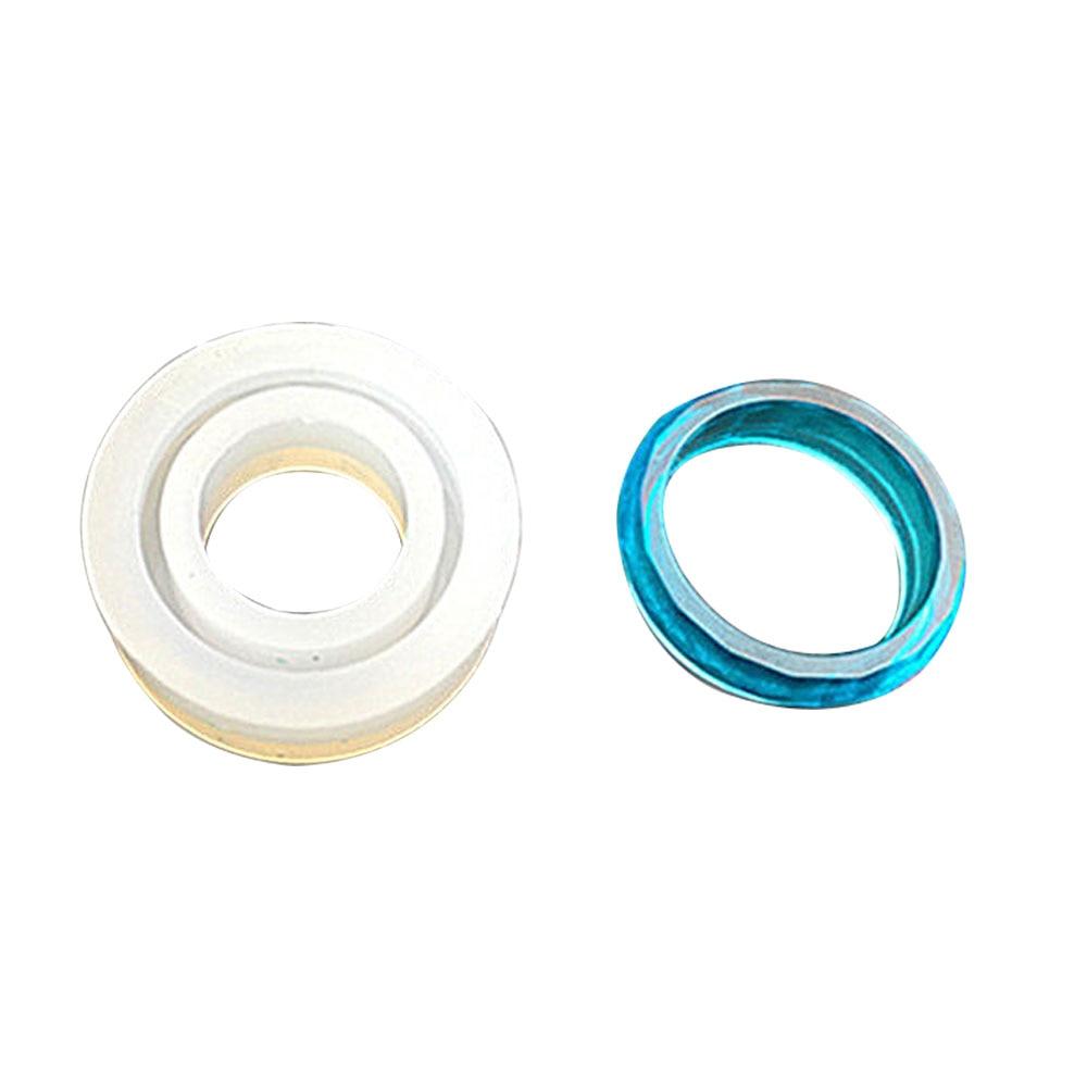 6 шт. DIY кольцо силиконовые формы Jewelry Интимные аксессуары Инструменты кольцо ремесла Развлечения