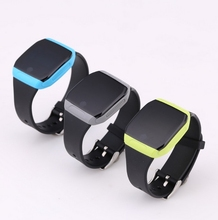 Waterproof IP67 Smart Watch Bracelet support swimming model distance Pedometer Fitness For iphone Android Phone