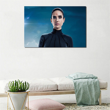 Alita Battle Angel Jennifer Connelly Chiren Wallpaper Art Canvas Poster Oil Painting Wall Picture Print Home Bedroom Decoration