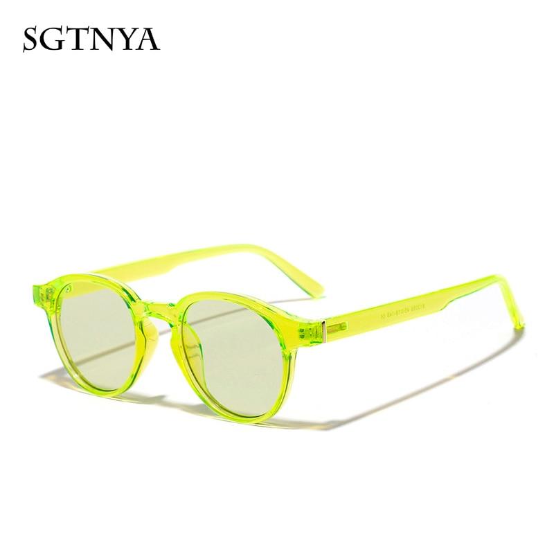 2019 retro ladies sunglasses brand designer candy color sunglasses trend hip hop glasses in Women 39 s Sunglasses from Apparel Accessories