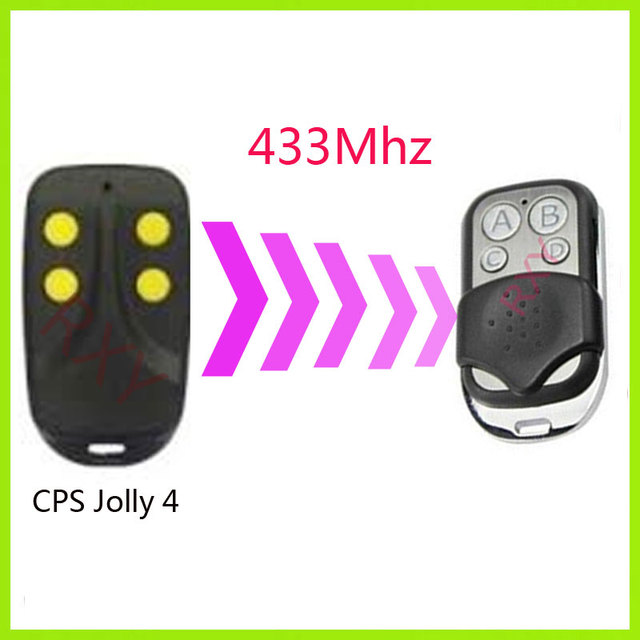 Aliexpresscom  Buy Duplicator CPS Jolly 4 Universal remote