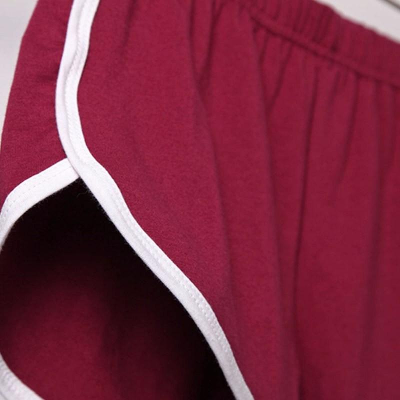 New Summer Shorts Women Casual Shorts Workout Waistband Skinny Short 12