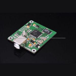 Image 1 - CM6631A DAC Board giao diện Kỹ Thuật Số thẻ USB Để IIS SPDIF Đầu Ra 24Bit 192 k 384 k ASIO