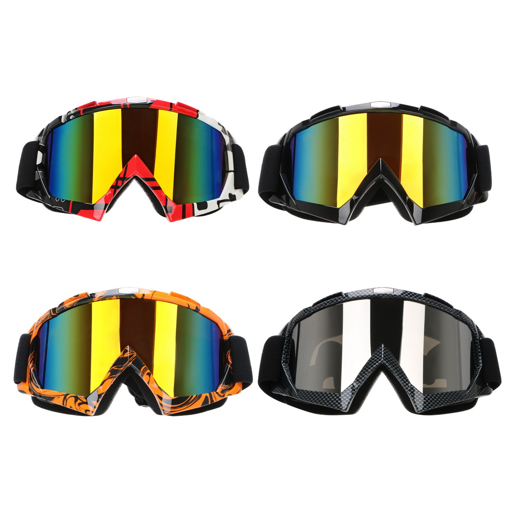 Ski Sport Gafas Motorcycle Dirt Bike Racing Goggles Motocross Goggles Glasses UV Protection Cycling MX off road Helmets