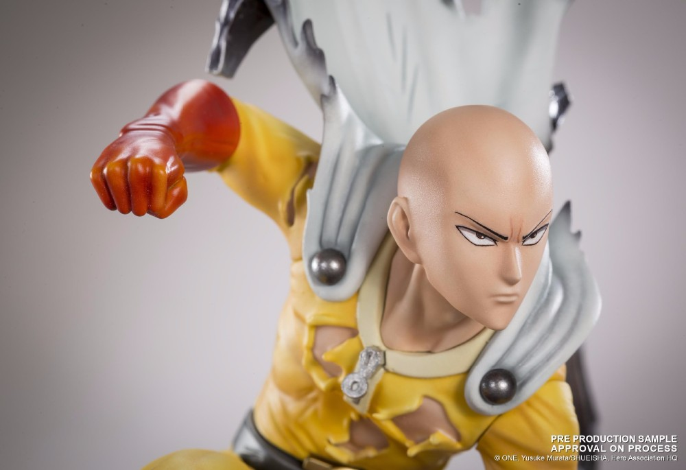 Figure One Punch Man Front