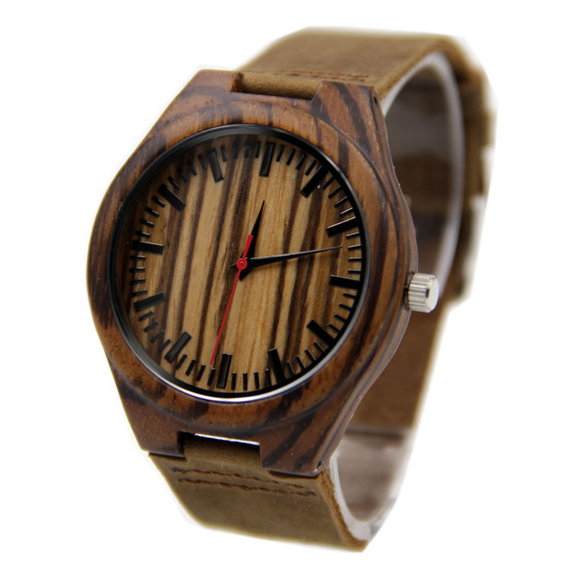 Подробнее о New Arrival Natural Zebra Sandal Wood Quartz Watch Japan MIYOTA Movement Wooden Watches Dress Wristwatch For Unisex Gift hot sell men dress watch wooden watches japan quartz digital movement natural wood watch new design free shipping wholesale