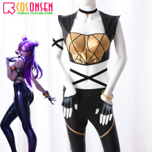 COSPLAYONSEN Game LOL Girl group K/DA Kaisa Cosplay Costume Fancy