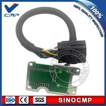 Мониторы разъем для volvo ec140 ec210 ec240 EC290 ec360 экскаватор