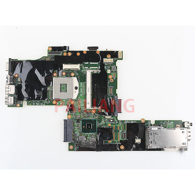 PAILIANG Laptop motherboard for IBM T410 T410I NVIDIA PC Mainboard 63Y1487 75Y4068 full tesed DDR3