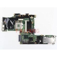 Pailiang placa mãe para computador portátil, para intel t410 t410i nvidia placa mainboard 63y1487 75y4068 ddr3 testado completo
