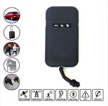 Factory wholesale GSM GPRS Tracker Gt 02A Real Time Location Tracking Support SMS and GPRS Platform