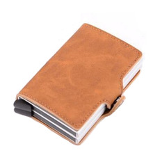 weduoduo High Quality Men Credit Card Holders American European Style Fashion Wallet Occident holder