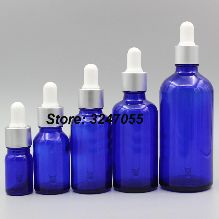 5/10/15/20/30/50/100ml Empty Glass Aromatherapy Essential Oil Bottle, Cosmetic Liquid Reagent Dropper Bottle with Glass Pipettes free shipping 5 10 15 20ml 10pcs lot glass green essential oil bottle with dropper packing dilution bottle